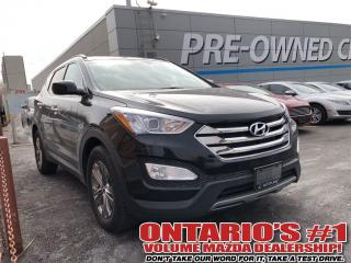 Used 2014 Hyundai Santa Fe Sport 2.4 Premium AWD/HEATED STEERING /SEATS-TORONTO for sale in North York, ON