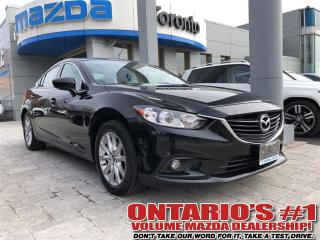 Used 2014 Mazda MAZDA6 GS / BLUETOOTH / SUNROOF / LOW KMS!!!-TORONTO for sale in North York, ON