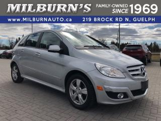 Used 2010 Mercedes-Benz B-Class 200 for sale in Guelph, ON
