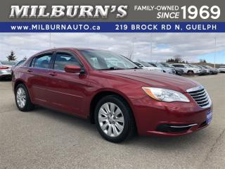 Used 2013 Chrysler 200 LX for sale in Guelph, ON