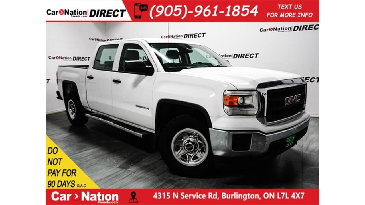 Used 2015 Gmc Sierra 1500 4x4 We Want Your Trade Open Sundays 888