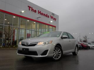 Used 2014 Toyota Camry LE for sale in Abbotsford, BC