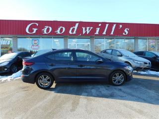 Used 2017 Hyundai Elantra GL! CLEAN CARPROOF! HEATED SEATS! for sale in Aylmer, ON