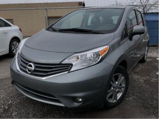 Used 2014 Nissan Versa Note 1.6 SV LOW KMS!!! MAGS REAR SPOILER for sale in St Catharines, ON