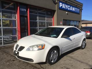 Used 2006 Pontiac G6 for sale in Kitchener, ON