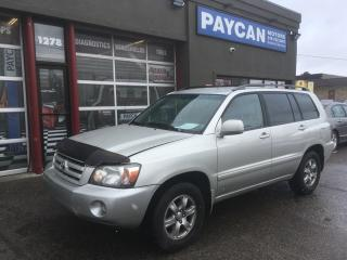 Used 2007 Toyota Highlander for sale in Kitchener, ON