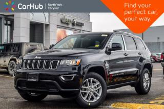 New 2018 Jeep Grand Cherokee New Car Laredo AWD|Security & Convi.Pkg|Sunroof|18