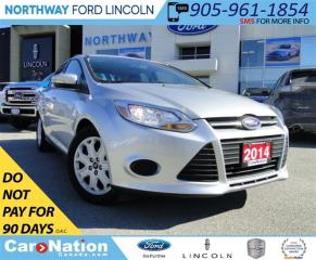 Used 2014 Ford Focus SE | LOW KM | BLUETOOTH | for sale in Brantford, ON