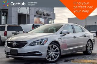 Used 2017 Buick LaCrosse Premium AWD|Sights/Sound,Sun/Shade,Driver Confidence Pkgs for sale in Thornhill, ON