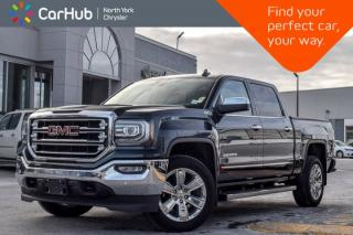 Used 2017 GMC Sierra 1500 SLT 4x4|Cre|Premium+ Pkg|Bedliner|Tonneau_Cover|BOSE for sale in Thornhill, ON