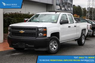 Used 2015 Chevrolet Silverado 1500 WT A/C, CD Player for sale in Coquitlam, BC