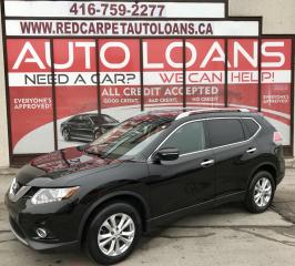 Used 2015 Nissan Rogue SV-ALL CREDIT ACCEPTED for sale in Scarborough, ON