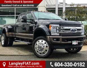 Used 2017 Ford F-450 King Ranch FOR FRIDAY AND SATURDAY ONLY! for sale in Surrey, BC