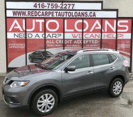 Used 2014 Nissan Rogue S-ALL CREDIT ACCEPTED for sale in Scarborough, ON