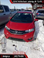 Used 2016 Honda Fit EX for sale in Lethbridge, AB