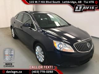 Used 2015 Buick Verano Base REMOTE START, REAR VISION CAMERA, BLUETOOTH for sale in Lethbridge, AB
