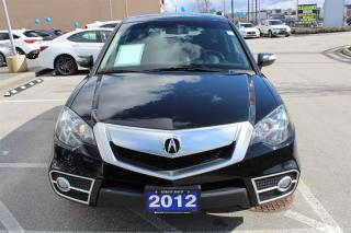 Used 2012 Acura RDX Tech Pkg 5sp at for sale in Langley, BC