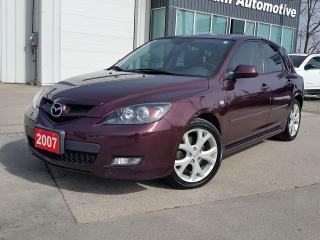Used 2007 Mazda MAZDA3 gt sunroof for sale in Beamsville, ON