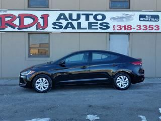 Used 2017 Hyundai Elantra GL ONLY3800 KM ACCIDENT FREE for sale in Hamilton, ON