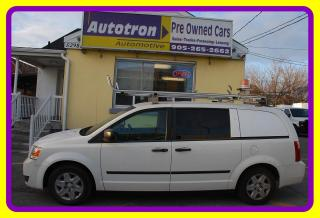 Used 2009 Dodge Caravan Ram Cargo, Fully Loaded, Roof Rack for sale in Woodbridge, ON