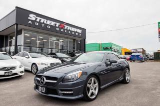 Used 2013 Mercedes-Benz SLK350 SLK 350 for sale in Markham, ON