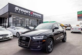 Used 2015 Audi Q3 Technik for sale in Markham, ON