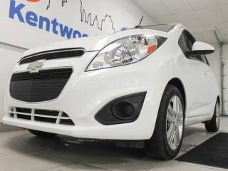 Used 2013 Chevrolet Spark LS- Put a Spark back in your life for sale in Edmonton, AB