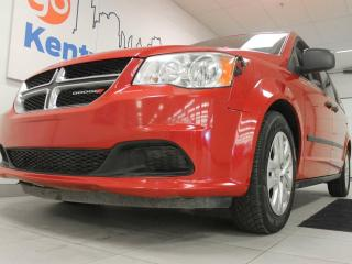 Used 2015 Dodge Grand Caravan SE/SXT with eco. Tons of space for whatever life throws at you for sale in Edmonton, AB