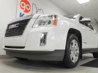 Used 2014 GMC Terrain SLE AWD with heated power seats and a hatch for all the space you may need for sale in Edmonton, AB