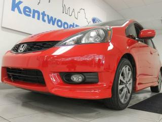 Used 2014 Honda Fit Sport- It will definitely FIT your life... AND BUDGET for sale in Edmonton, AB