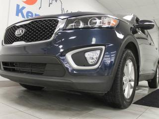 Used 2017 Kia Sorento LX AWD with great heated seats and it's super affordable! for sale in Edmonton, AB
