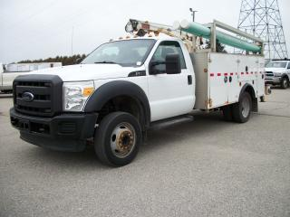 Used 2012 Ford F-550 XL for sale in Stratford, ON