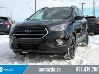Used 2017 Ford Escape SE 2.0T AWD FULL JAM LEATHER SUNROOF NAV ACCIDENT FREE for sale in Edmonton, AB