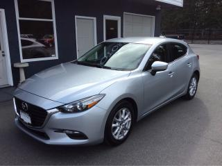 Used 2017 Mazda MAZDA3 GS for sale in Parksville, BC