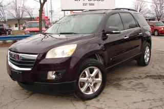 Used 2008 Saturn Outlook XR for sale in Mississauga, ON