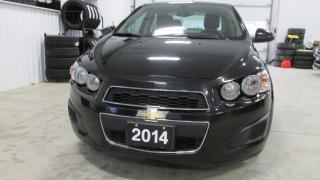 Used 2014 Chevrolet Sonic SOLD SOLD to Owen Sounders thank you for sale in Chatsworth, ON