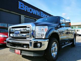 Used 2015 Ford F-250 Lariat, Local, Accident free, Navigation for sale in Surrey, BC