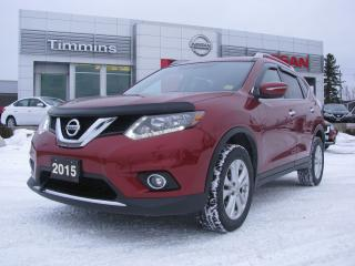 Used 2015 Nissan Rogue SV for sale in Timmins, ON