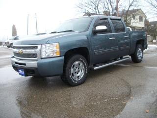 Used 2011 Chevrolet Silverado 1500 LT for sale in Stratford, ON
