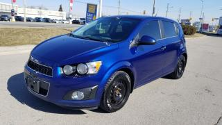 Used 2013 Chevrolet Sonic LTZ, Leather, Roof, bluetooth for sale in Scarborough, ON