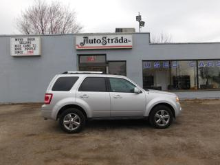 Used 2011 Ford Escape Limited for sale in London, ON