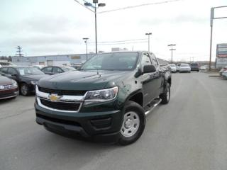 Used 2016 Chevrolet Colorado 4WD WT for sale in Dartmouth, NS