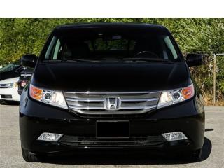 Used 2011 Honda Odyssey Touring for sale in Calgary, AB