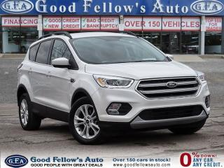 Used 2017 Ford Escape SE MODEL, 4WD, LEATHER SEATS, REARVIEW CAMERA, NAV for sale in North York, ON
