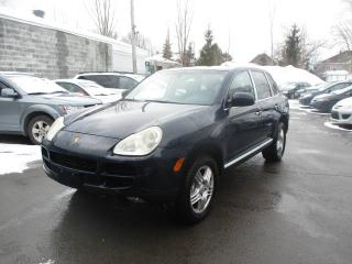 Used 2004 Porsche Cayenne S for sale in Laval, QC