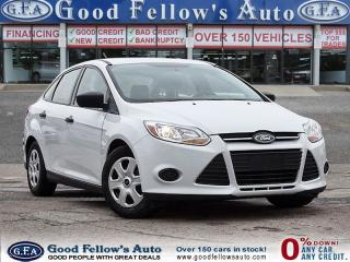 Used 2014 Ford Focus SE MODEL, Power Windows, Power Door Locks, Keyless for sale in North York, ON