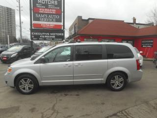 Used 2010 Dodge Grand Caravan SE STOW N GO SEATS for sale in Scarborough, ON