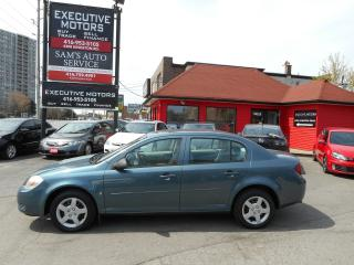 Used 2005 Chevrolet Cobalt LOW KM for sale in Scarborough, ON