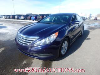 Used 2014 Hyundai SONATA GL 4D SEDAN 2.4L for sale in Calgary, AB