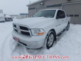 Used 2011 Dodge RAM 1500 SLT CREW CAB SWB 4WD 5.7L for sale in Calgary, AB